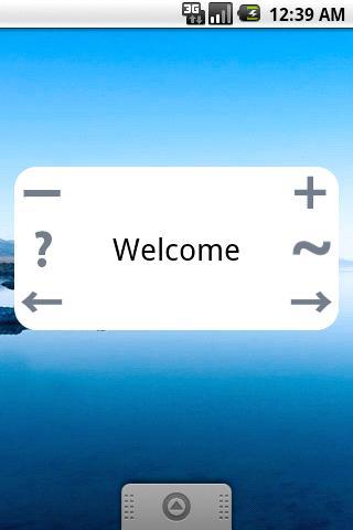 Flash Card Widget