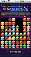 Screenshot of Ultimate Bubble Breaker Lite