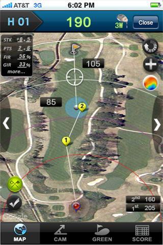 Golf NAVI LITE