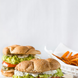 Burrata Pesto Burger