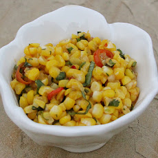 Spicy Corn Salad