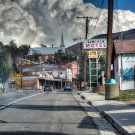 by Jay Fite - City,  Street & Park  Historic Districts