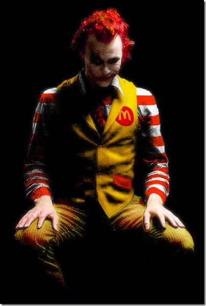 Sith Ronald McDonalds