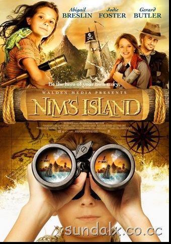- Nim's Island - ฮีโร่แฝงร่างสุดขอบโลก -