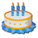 Birthday Assistant icon