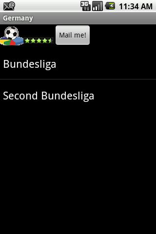 German Germany Football Histor
