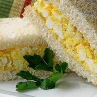 Delicious Egg Salad for Sandwiches