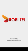 Screenshot of ROBI Tel