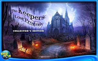 Screenshot of The Keepers: Lost Progeny CE