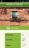 Screenshot of ADEL Sierra Norte Guadalajara