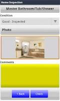 Screenshot of Home Inspection (License Key)