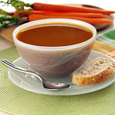 Caramelized Onion & Carrot Soup
