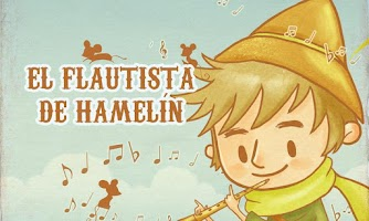 Screenshot of El Flautista de Hamelin