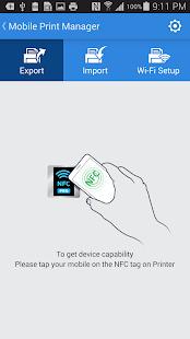 App Samsung Mobile Print Manager APK for Windows Phone