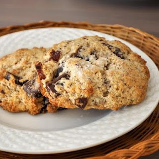 Hazelnut Chocolate Scones
