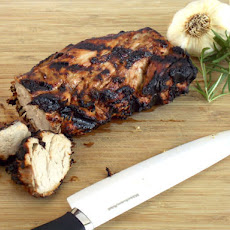 Mustard Crusted Pork Tenderloin