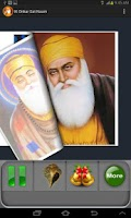 Screenshot of IK Onkar Sat Naam : 3D Book