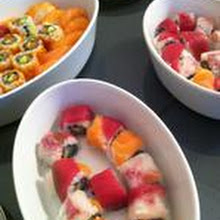 Sushi & Japanese PopUp at TheShopNW10