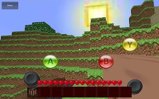 Screenshot of Mineforge