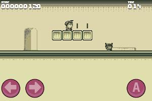 Screenshot of Stardash