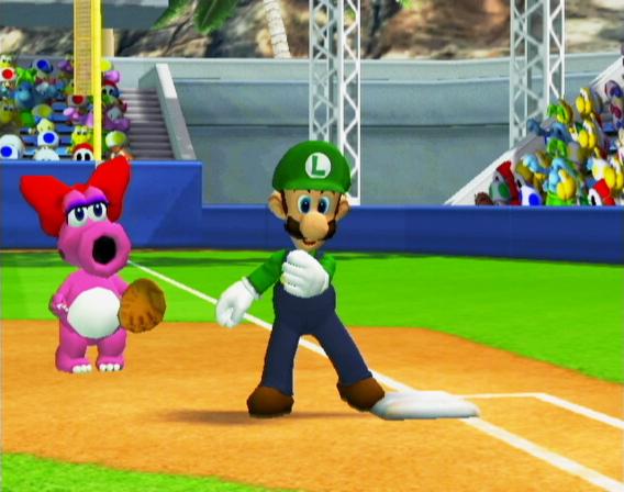 Mario Baseball