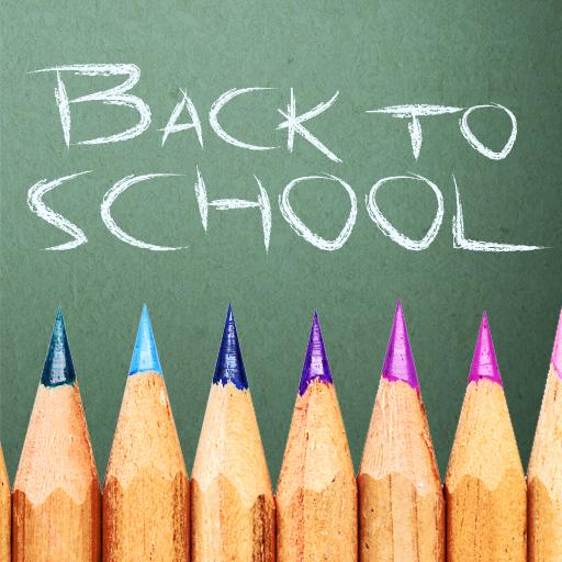 Back To School Shopping List LOGO-APP點子