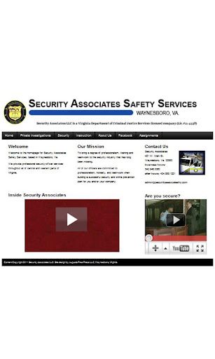 Security Associates LLC