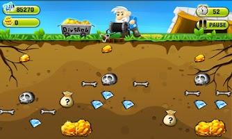 Screenshot of Gold Digger