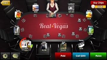 Screenshot of Real Vegas Casino