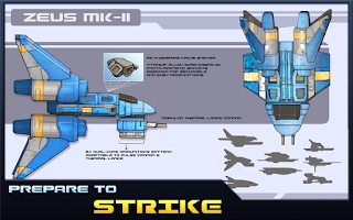 Screenshot of Sector Strike