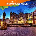 Reykjavik Street Map icon