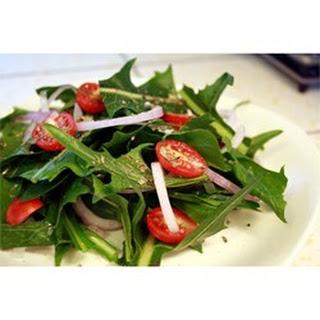 Red Dandelion Salad Recipes
