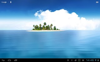 Screenshot of Island HD