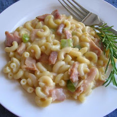 Sunshine Ham and Pasta