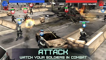 Screenshot of Rivals at War