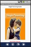 Screenshot of Single Parenting Guide