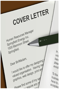 Cover Letter Examples - screenshot