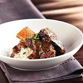 Black Pepper & Mustard Braised Short Ribs