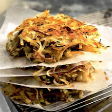 Potato-Leek Pancakes