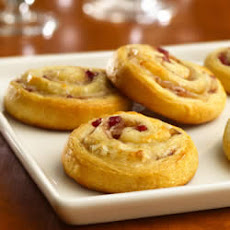 Pillsbury Crescents Turkey Cranberry Pinwheels