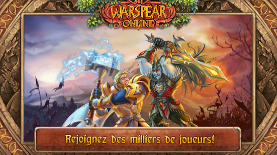 Screenshots  Warspear Online MMORPG