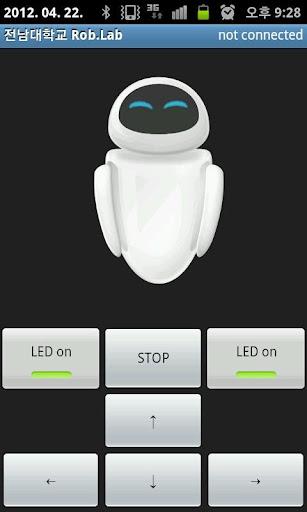【免費教育App】전남대학교 로봇제어기-APP點子