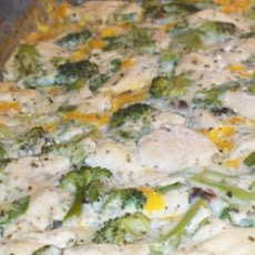 Broccoli Chicken Casserole IV