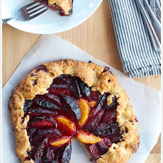 Stone Fruit Crostata