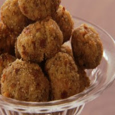 Deep Fried Stuffed Olives
