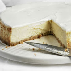 The ultimate makeover: New York cheesecake