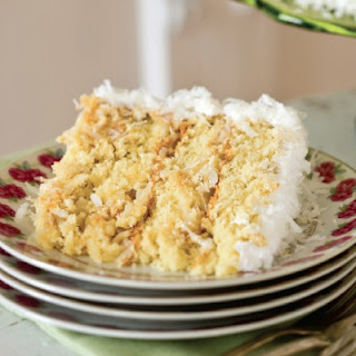 Coconut Cake With Cream Of Coconut And Sweetened Condensed Milk Recipes