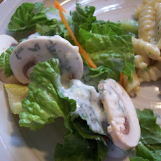 Marra's Light Citrus Buttermilk Salad Dressing