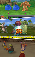 Screenshot of DRAGON QUEST VIII