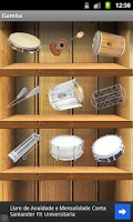 Screenshot of Samba Music Instruments iSamba